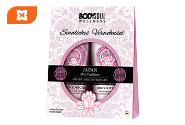 Body & Soul Wellness Set de regalo