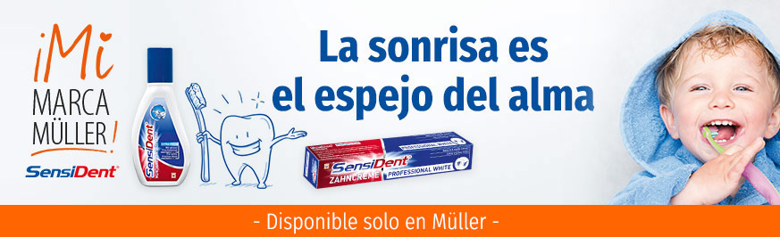 Sensident - productos de cuidado dental